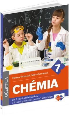 Chémia Učebnica pre 7. ročník základnej školy a 2. ročník gymnázia
