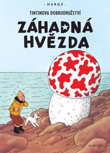 Obrázok Tintin Záhadná hvězda