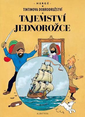Tintinova dobrodružství Tajemství Jednorožce (11)