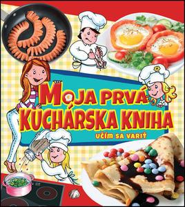 Obrázok Moja prvá kuchárska kniha