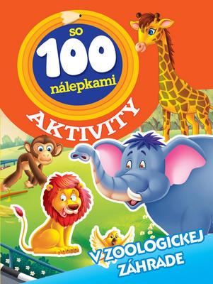 Aktivity so 100 nálepkami V zoologickej záhrade