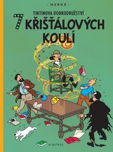 Obrázok Tintin 7 křišťálových koulí