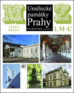 Obrázok Umělecké památky Prahy M/Ž (2 svazky)