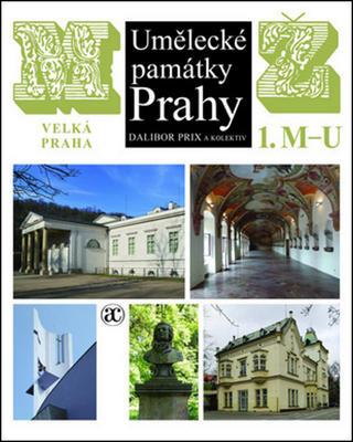 Umělecké památky Prahy M/Ž (2 svazky)