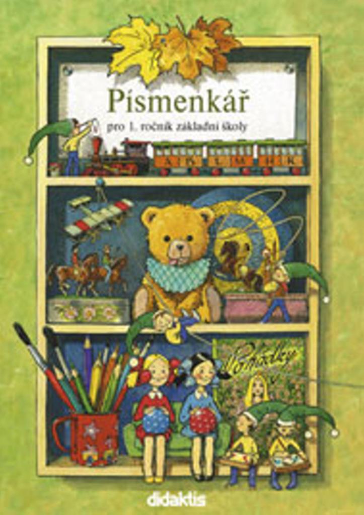 Písmenkář pro 1. ročník základní školy - Pavol Tarábek, Marie Kozlová