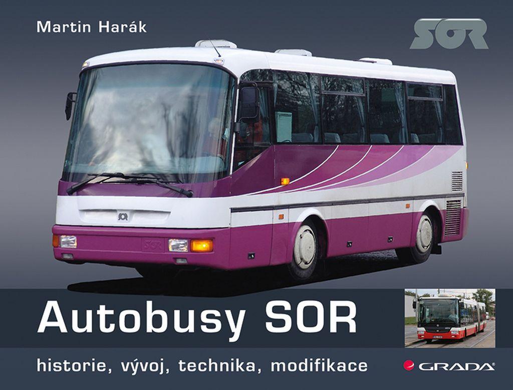 Autobusy SOR - Martin Harák