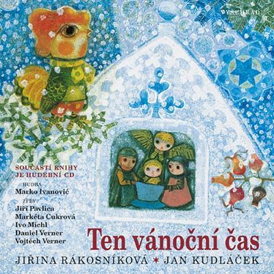 Ten vánoční čas (obsahuje i CD)