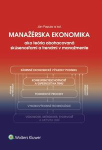 Obrázok Manažérska ekonomika