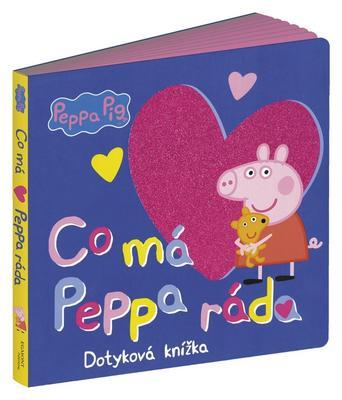 Peppa Pig Co má Peppa ráda