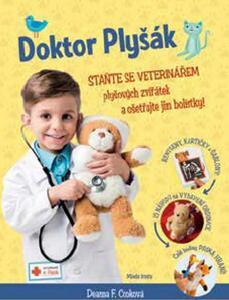 Obrázok Doktor Plyšák Staňte se veterinářem