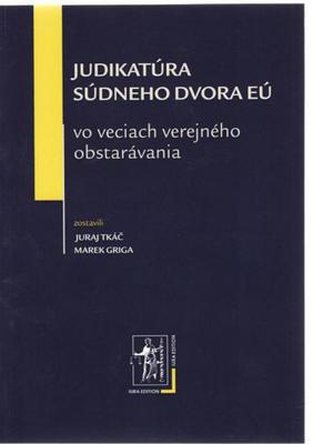 Judikatúra súdneho dvora EÚ