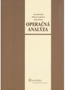 Obrázok Operačná analýza