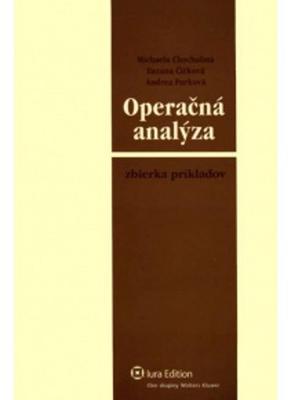 Operačná analýza zbierka príkladov