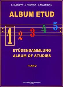 Obrázok Album etud I