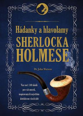 Hádanky a hlavolamy Sherlocka Holmese