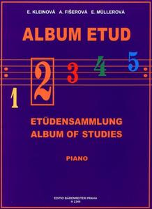 Obrázok Album etud II