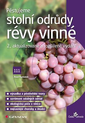 Obrázok Pěstujeme stolní odrůdy révy vinné