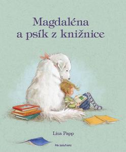 Obrázok Magdaléna a psík z knižnice
