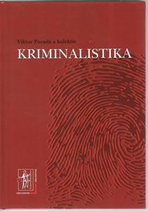 Obrázok Kriminalistika
