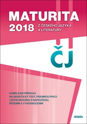 Maturita 2018 z českého jazyka a literatury