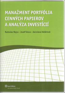 Obrázok Manažment portfólia cenných papierov a analýza investícií