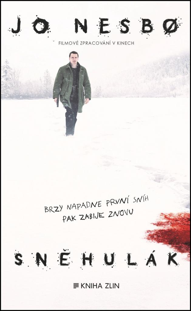 Sněhulák (Filmové zpracování 7. díl) - Jo Nesbo