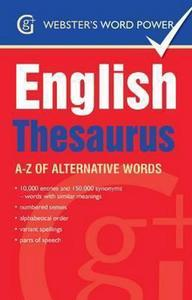 Obrázok English Thesaurus