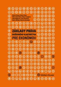 Obrázok Základy práva duševného vlastníctva pre ekonómov