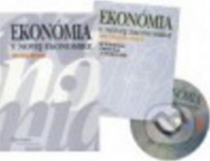 Obrázok Ekonomia v novej ekonomike + CD