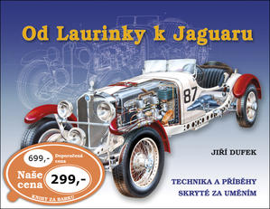 Od Laurinky k Jaguaru