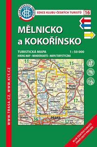 Obrázok KČT 16 Mělnicko a Kokořínsko 1:50 000