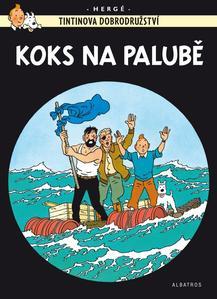 Obrázok Tintinova dobrodružství Koks na palubě (19)