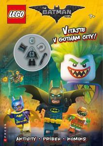 Obrázok LEGO Batman Vitajte v Gotham City!
