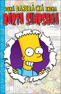 Obrázok Velká darebácká kniha Barta Simpsona