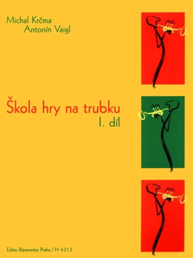 Škola hry na trubku I - Michal Krčma