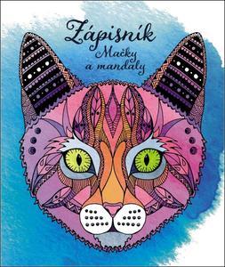Obrázok Zápisník Mačky a mandaly