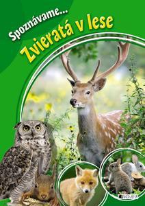 Obrázok Spoznávame... Zvieratá v lese