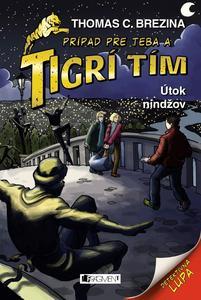 Obrázok Tigrí tím Útok nindžov