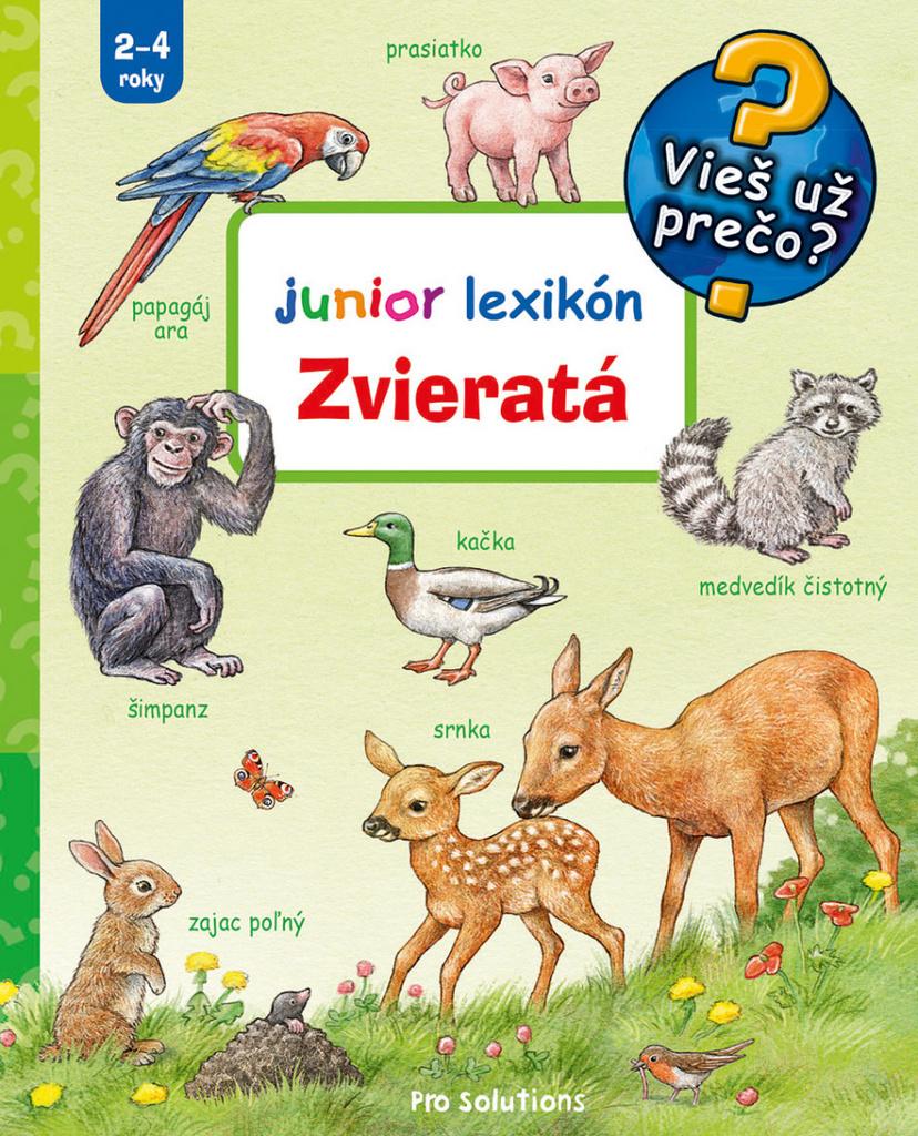 Zvieratá Junior lexikón