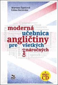 Obrázok Moderná učebnica angličtiny pre všetkých (ne)náročných