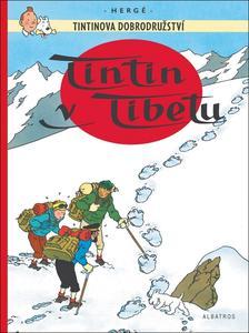 Obrázok Tintinova dobrodružství Tintin v Tibetu (20)