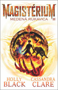 Obrázok Magistérium Medená rukavica (Magistérium 2)