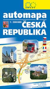 Obrázok Automapa Česká republika