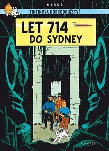 Obrázok Tintinova dobrodružství Let 714 do Sydney (22)