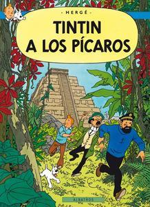 Obrázok Tintinova dobrodružství Tintin a los Pícaros (23)