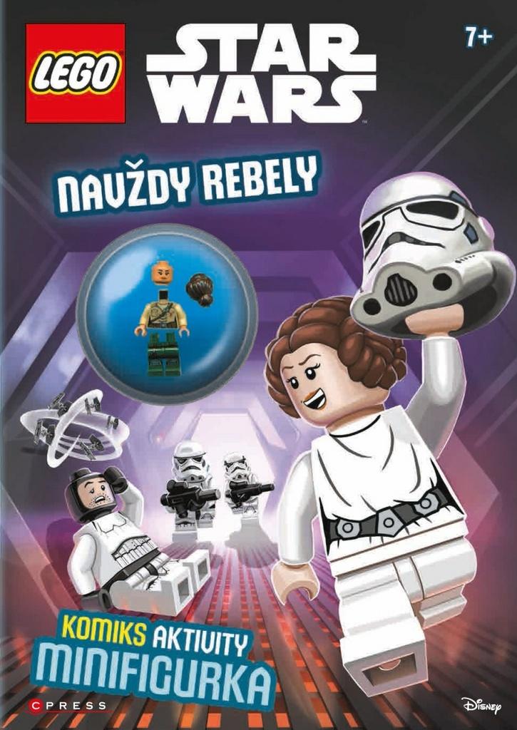 LEGO Star Wars Navždy Rebely