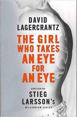 Obrázok The Girl Who Takes an Eye for an Eye