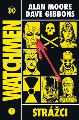 Obrázok Watchmen Strážci