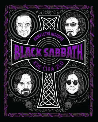 Obrázok Kompletní historie Black Sabbath Kde číhá zlo