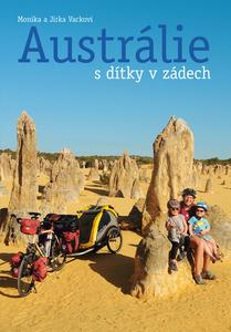 Obrázok Austrálie s dítky v zádech